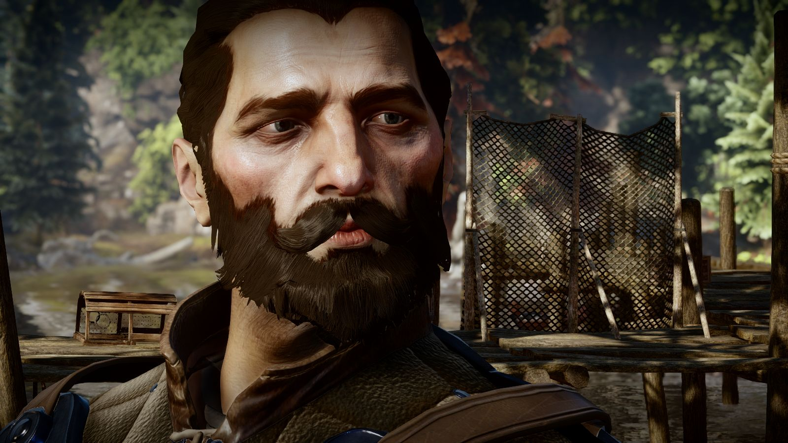 love me some blackwall at Dragon Age: Inquisition Nexus