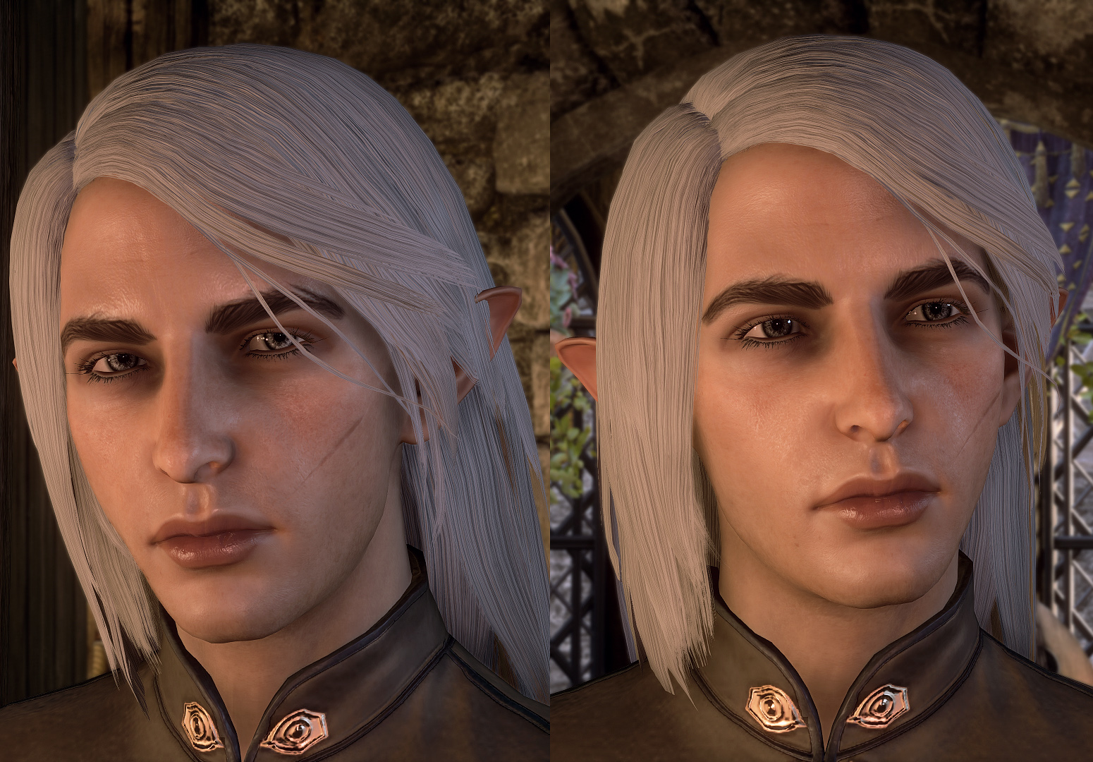 Straight Long Hair For Female Human At Dragon Age Inquisition Nexus