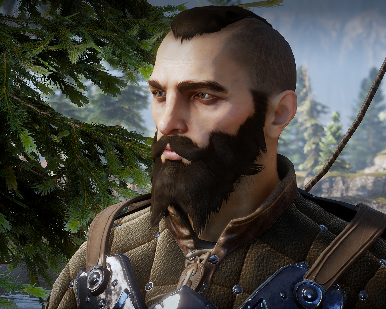 Romance with Blackwall - Dragon Age: Inquisition Game
