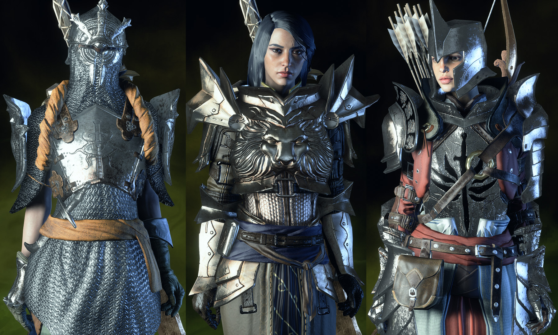 Dragon Age Inquisition Mod Crafting