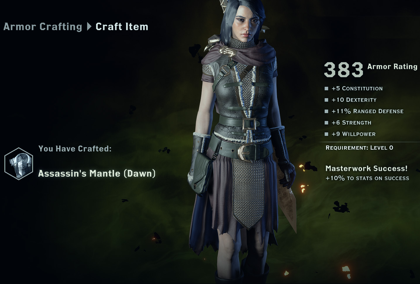 Advanced Crafting Dragon Age Inquisition