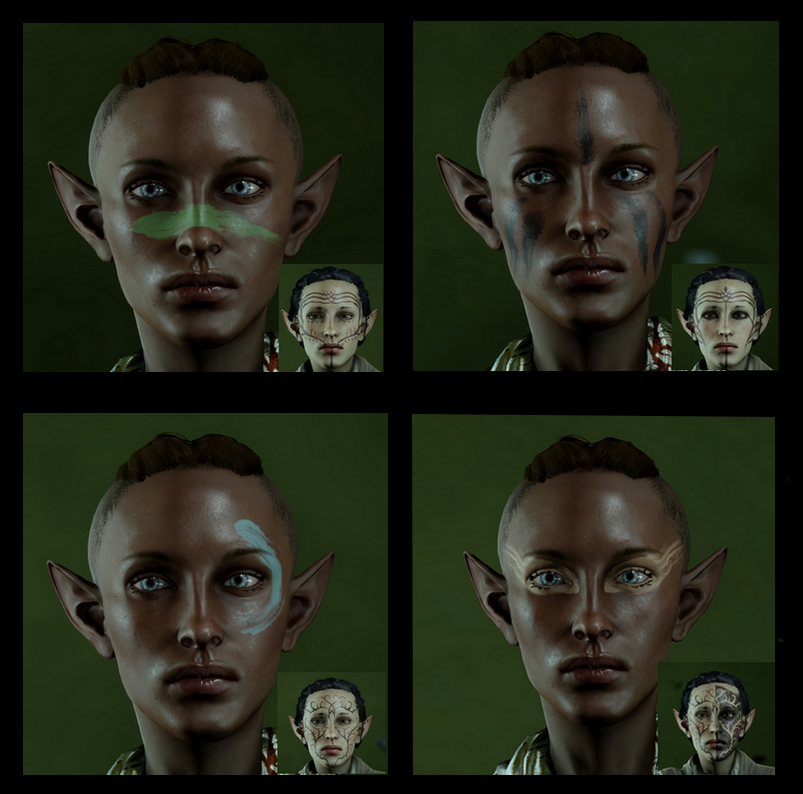 Share your custom ME:A characters! - reddit