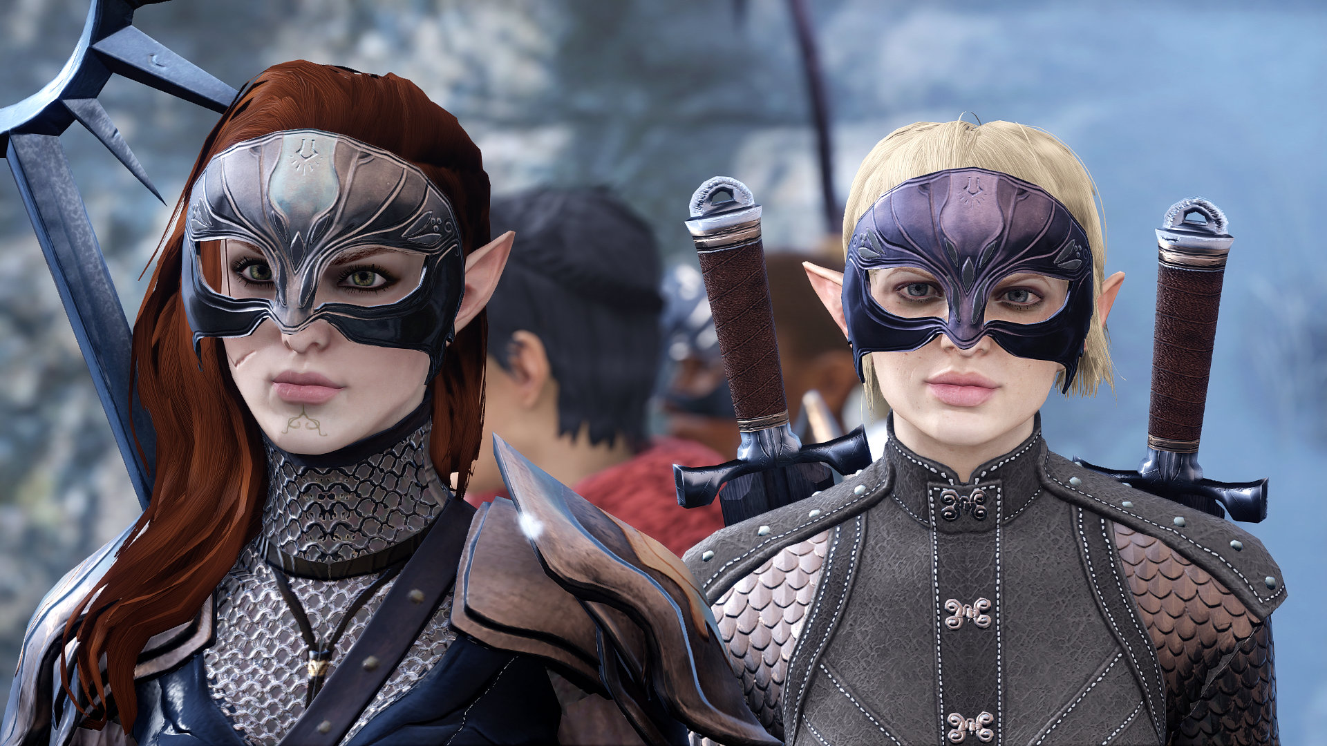 The Mask Shop at Dragon Age: Inquisition Nexus - Mods and community