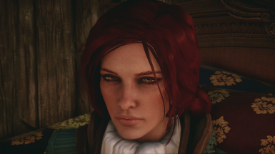 Triss's Hair Attempt