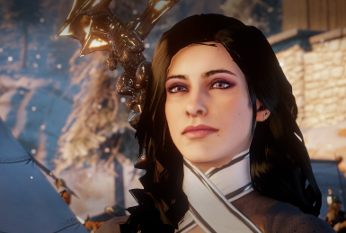 Yennefer Of Vengerberg DAI(Sliders)