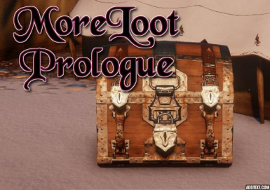 MoreLoot - Prologue