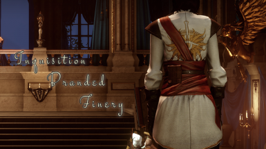 Inquisition Branded Finery