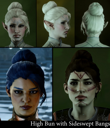 Sk Hair Pack At Dragon Age Inquisition Nexus Mods And Community