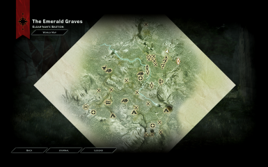 The Emerald Graves