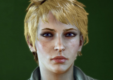 Esther-Female Human Inquisitor