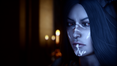 Longhair for Female Qunari