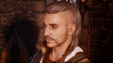 Dorian Post-Trespasser Hairstyle
