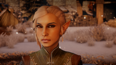 Lokil Lavellan - Female Elf Sliders