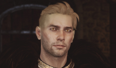 Messy Undercut for Cullen