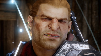 Varric's Gold Tooth