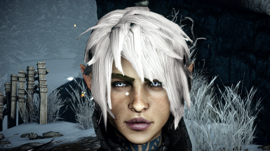 Dante Inspired Hairstyle
