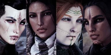 Character Sliders Compilation