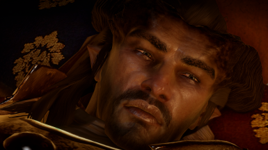 Qunari Male Complexion With Better Stubble