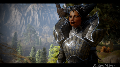 Silver Enchantress - the Court Mage