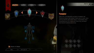 All Ability Trees for Inquisitor (for DAI Mod Manager)