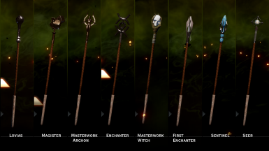 Svarty's Configurable Staff