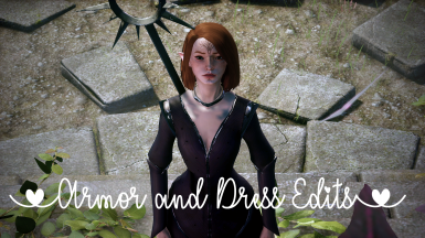Armor and Dress edits