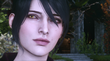 The Core of her Heart - A Morrigan Mod