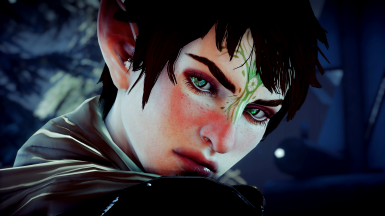 Eyaila - with reshade