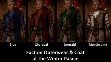 Faction Wardrobe for All