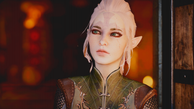 Velavas Lavellan - The goofy archer