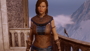 Live Like Aveline - Human Female Inquisitor PJ Formal And Prologue Replacement