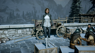 Invisible Prologue Outfit