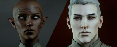 Sho's Insane Eyes - Halloween Edition - UPDATE - Two new eye textures