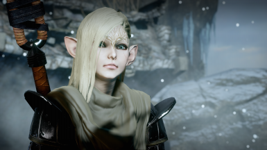 Ellana Lavellan- Female Elf Mage