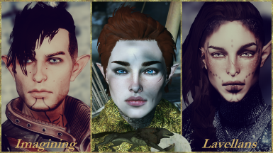 Imagining Lavellans (sliders)