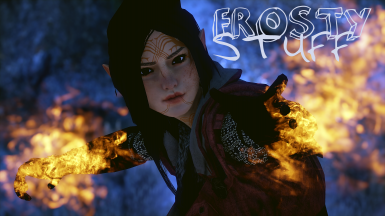 Frosty Stuff at Dragon Age: Inquisition Nexus - Mods and