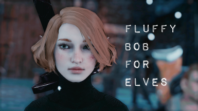 Fluffy Bob Styles For Elves