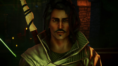 Hairstyle and Complexion for Dorian