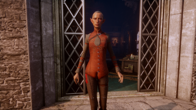 Alienage Elf Inspired Jammies