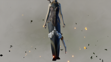 EF Circle mage edit - Skyhold and starting armor replacer