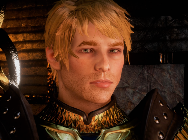 WardenMage's Sliders for Inquisitor Michael