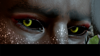 Black scleras for Qunari Elves and Specific Characters (now with frosty AND daimod)