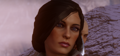 Inquisitor Trevelyan Sliders and Game Save