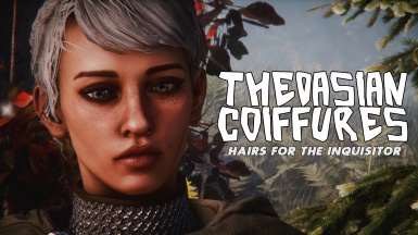 Thedasian Coiffures - Character Hairs for the Inquisitor