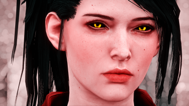 Black Scleras for Specific Races and Npcs Extended