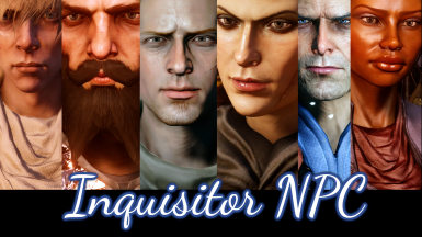 Inquisitor NPC - Frosty