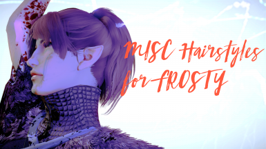 Misc Hairstyles for Frosty
