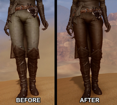 Inquisitor Leather Trousers 02