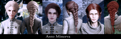 Anto Hairstyles for DAI