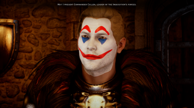 Clown Cullen